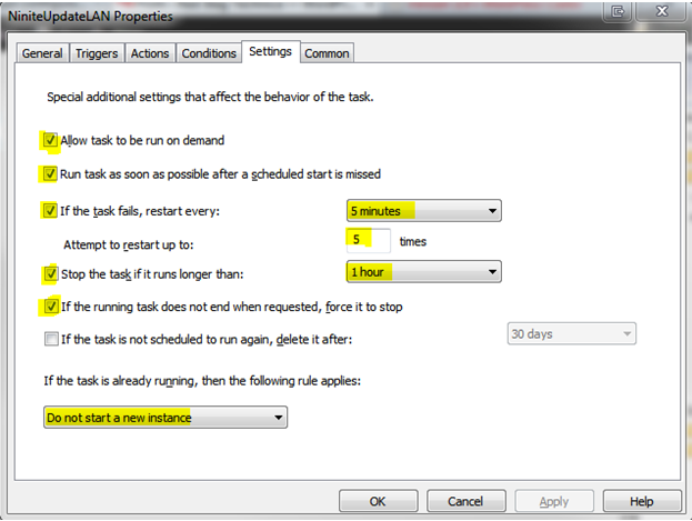 Using Ninite Pro in Conjunction with Group Policy to Automate Third